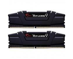 Модуль пам'яті для комп'ютера DDR4 16GB (2x8GB) 3600 MHz Ripjaws V G.Skill (F4-3600C18D-16GVK)