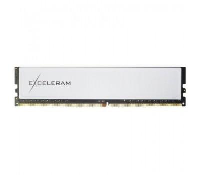 Модуль пам'яті для комп'ютера DDR4 16GB 3200 MHz Black&White eXceleram (EBW4163216C)