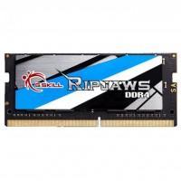 Модуль памяти для ноутбука SoDIMM DDR4 8GB 2400 MHz G.Skill (F4-2400C16S-8GRS)