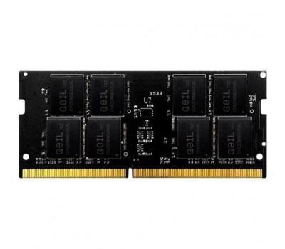 Модуль пам'яті для ноутбука SoDIMM DDR4 8GB 2666 MHz GEIL (GS48GB2666C19SC)