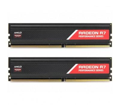 Модуль памяти для компьютера DDR4 8GB (2x4GB) 2400 MHz Radeon R7 AMD (R7S48G2400U1K)