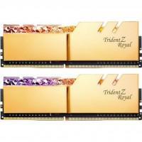 Модуль пам'яті для комп'ютера DDR4 32GB (2x16GB) 3200 MHz Trident Z Royal G.Skill (F4-3200C16D-32GTRG)