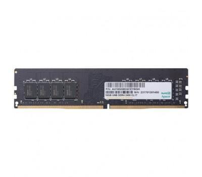Модуль пам'яті для комп'ютера DDR4 16GB 2666 MHz Apacer (AU16GGB26CQYBGH)