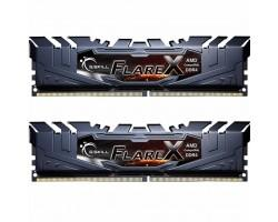 Модуль памяти для компьютера DDR4 16GB (2x8GB) 3200 MHz FlareX Black G.Skill (F4-3200C16D-16GFX)