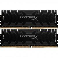 Модуль пам'яті для комп'ютера DDR4 32GB (2x16GB) 3333 MHz HyperX Predator Kingston (HX433C16PB3K2/32)