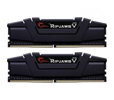 Модуль пам'яті для комп'ютера DDR4 16GB (2x8GB) 4000 MHz Ripjaws V G.Skill (F4-4000C18D-16GVK)