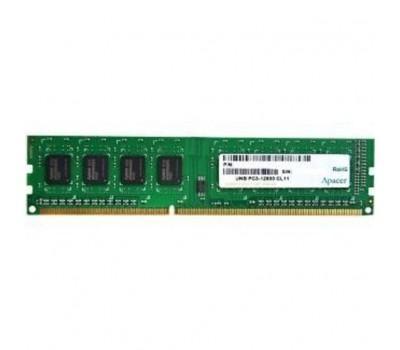 Модуль пам'яті для комп'ютера DDR3L 4GB 1600 MHz Apacer (DG.04G2K.KAM)