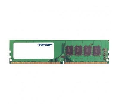 Модуль памяти для компьютера DDR4 4GB 2666 MHz Patriot (PSD44G266682)