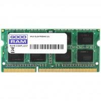 Модуль пам'яті для ноутбука SoDIMM DDR4 4GB 2400 MHz GOODRAM (GR2400S464L17S/4G)
