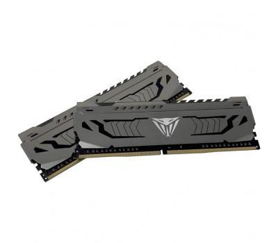 Модуль пам'яті для комп'ютера DDR4 32GB (2x16GB) 3200 MHz Viper Steel Patriot (PVS432G320C6K)
