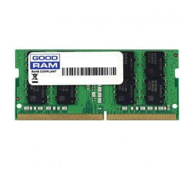 Модуль пам'яті для ноутбука SoDIMM DDR4 4GB 2666 MHz GOODRAM (GR2666S464L19S/4G)