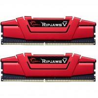 Модуль пам'яті для комп'ютера DDR4 16GB (2x8GB) 3600 MHz Ripjaws V G.Skill (F4-3600C19D-16GVRB)