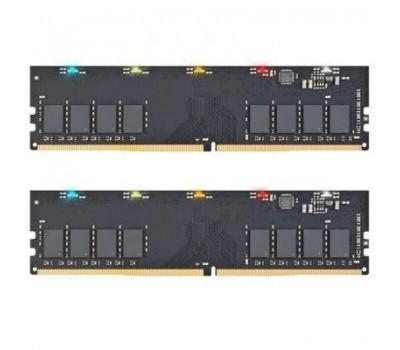 Модуль пам'яті для комп'ютера DDR4 32GB (2x16GB) 2666 MHz RGB X1 Series eXceleram (ERX1432269CD)