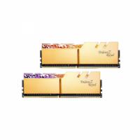Модуль пам'яті для комп'ютера G.Skill DDR4-3600 16384 MB PC4-28800 (Kit of 2x8192) Trident Z Royal Gold (F4-3600C18D-16GTRG)
