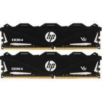 Модуль пам'яті для комп'ютера HP V6 Black DDR4 2x8GB (7TE46AA#ABB)