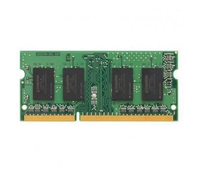 Модуль пам'яті для ноутбука SoDIMM DDR3 2GB 1600 MHz Kingston (KVR16S11S6/2)