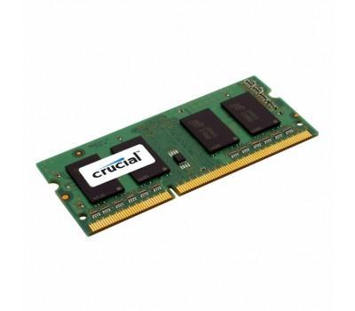 Модуль памяти для ноутбука SoDIMM DDR3L 4GB 1600 MHz MICRON (CT51264BF160B)