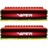 Модуль памяти для компьютера DDR4 16GB (2x8GB) 3000 MHz VIPER4 Patriot (PV416G300C6K)