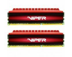 Модуль пам'яті для комп'ютера DDR4 16GB (2x8GB) 3000 MHz VIPER4 Patriot (PV416G300C6K)