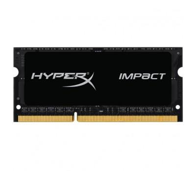 Модуль пам'яті для ноутбука SoDIMM DDR3 8GB 2133 MHz HyperX Impact Black Kingston (HX321LS11IB2/8)