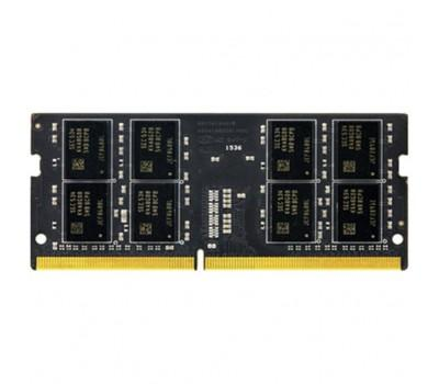 Модуль пам'яті для ноутбука SoDIMM DDR4 4GB 2133 MHz Elite Team (TED44G2133C15-S01)