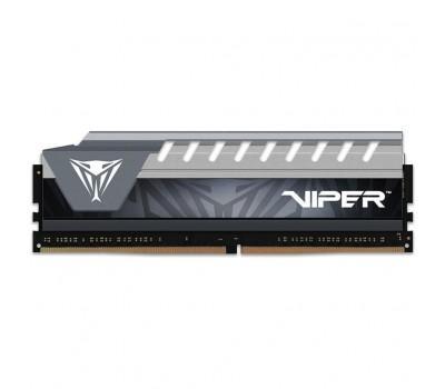 Модуль памяти для компьютера DDR4 8GB 2666 MHz Viper Elite Patriot (PVE48G266C6GY)