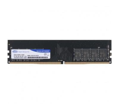 Модуль пам'яті для комп'ютера DDR4 8GB 2400 MHz Elite Team (TED48G2400C1601)