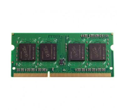 Модуль памяти для ноутбука SoDIMM DDR3 4GB 1600 MHz GEIL (GGS34GB1600C11S)