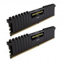 Модуль памяти для компьютера DDR4 32GB (2x16GB) 3200 MHz Vengeance LPX Black CORSAIR (CMK32GX4M2B3200C16)