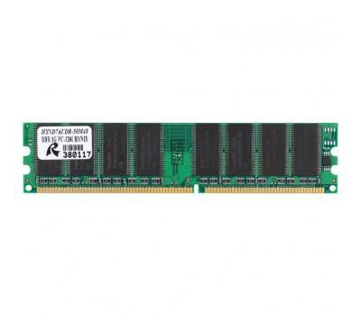 Модуль пам'яті для комп'ютера DDR SDRAM 1GB 400 MHz Hynix (HYND7AUDR-50M48 / HY5DU12822)