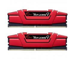 Модуль пам'яті для комп'ютера DDR4 32GB (2x16GB) 3600 MHz Ripjaws V G.Skill (F4-3600C19D-32GVRB)