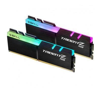Модуль пам'яті для комп'ютера DDR4 16GB (2x8GB) 3000 MHz Trident Z G.Skill (F4-3000C15D-16GTZR)