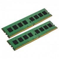 Модуль памяти для компьютера DDR4 16GB (2x8GB) 2400 MHz Kingston (KVR24N17S8K2/16)