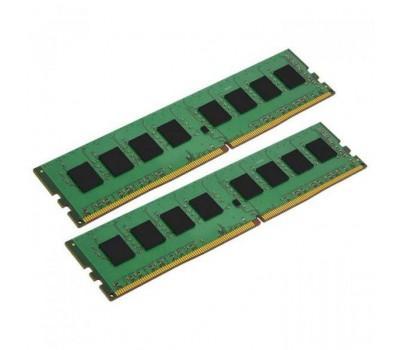 Модуль пам'яті для комп'ютера DDR4 16GB (2x8GB) 2400 MHz Kingston (KVR24N17S8K2/16)