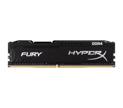 Модуль памяти для компьютера DDR4 8GB 2666 MHz HyperX FURY Black Kingston (HX426C16FB2/8)