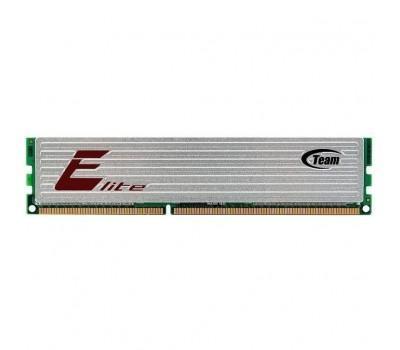 Модуль пам'яті для комп'ютера DDR3L 8GB 1600 MHz Elite Team (TED3L8G1600C1101)