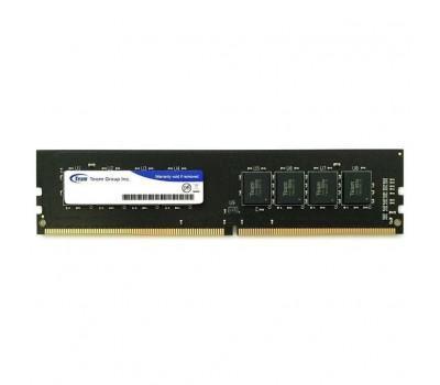 Модуль пам'яті для комп'ютера DDR4 4GB 2133 MHz Elite Black Team (TED44G2133C1501)