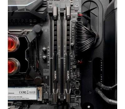 Модуль пам'яті для комп'ютера DDR4 16GB (2x8GB) 3600 MHz Viper Steel Patriot (PVS416G360C7K)