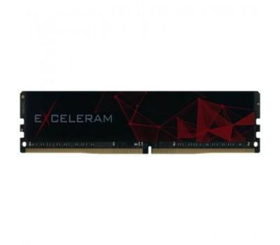 Модуль пам'яті для комп'ютера DDR4 8GB 2666 MHz LOGO Series eXceleram (EL408269A)