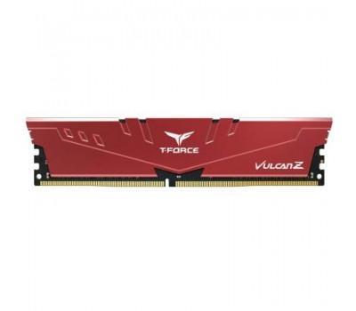 Модуль пам'яті для комп'ютера DDR4 8GB 3200 MHz T-Force Vulcan Z Red Team (TLZRD48G3200HC16C01)