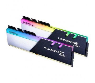 Модуль пам'яті для комп'ютера DDR4 G. SKILL Trident Z Neo 16GB (8GB ×2) 3600 MHz (F4-3600C18D-16GTZN)