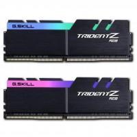 Модуль пам'яті для комп'ютера DDR4 32GB (2x16GB) 3200 MHz Trident Z RGB G.Skill (F4-3200C14D-32GTZR)