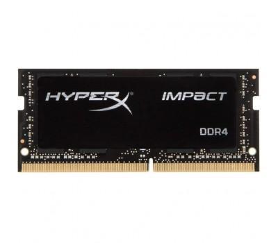 Модуль пам'яті для ноутбука SoDIMM DDR4 16GB 2933 MHz HyperX Impact Kingston (HX429S17IB/16)