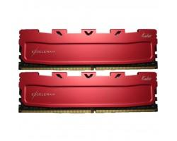 Модуль пам'яті для комп'ютера DDR4 16GB (2x8GB) 3000 MHz Red Kudos eXceleram (EKRED4163016AD)
