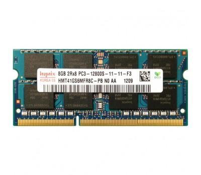 Модуль пам'яті для ноутбука SoDIMM DDR 3 8GB 1600 MHz Hynix (HMT41GS6MFR8C-PB)