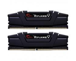 Модуль пам'яті для комп'ютера DDR4 32GB (2x16GB) 3600 MHz Ripjaws V G.Skill (F4-3600C18D-32GVK)
