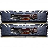 Модуль пам'яті для комп'ютера DDR4 16GB (2x8GB) 3200 MHz Flare X G.Skill (F4-3200C14D-16GFX)