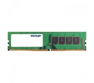 Модуль пам'яті для комп'ютера DDR4 4GB 2666 MHz Patriot (PSD44G266681)