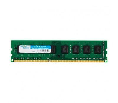 Модуль памяти для компьютера DDR3 8GB 1600 MHz Golden Memory (GM16LN11/8)