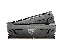 Модуль пам'яті для комп'ютера DDR4 16GB (2x8GB) 4000 MHz Viper Steel Patriot (PVS416G400C9K)